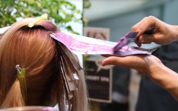 髪,ダメージ,カラー,髪の毛