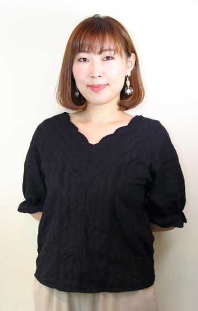 横田 奈津美