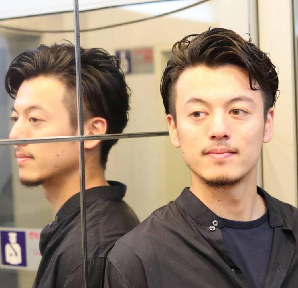 髪型 で 変わる 男